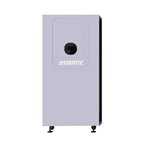 Litionite Guardian 5kWh Batería doméstica PowerWall con inversor/MPPT Todo en uno - Generador de...