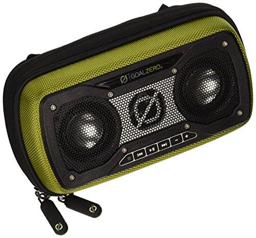 Goal Zero Rock out 2-Altavoz Bluetooth, Color Verde